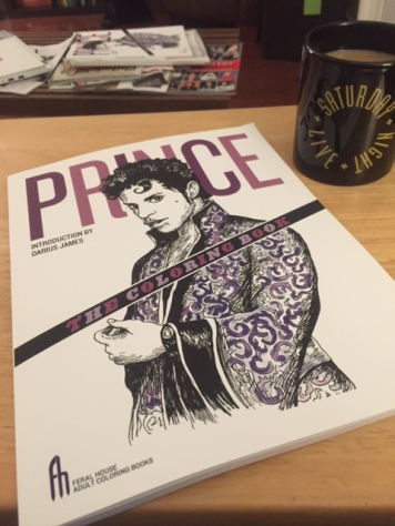 National Crayon Day! Grab This New Prince Coloring Book ...