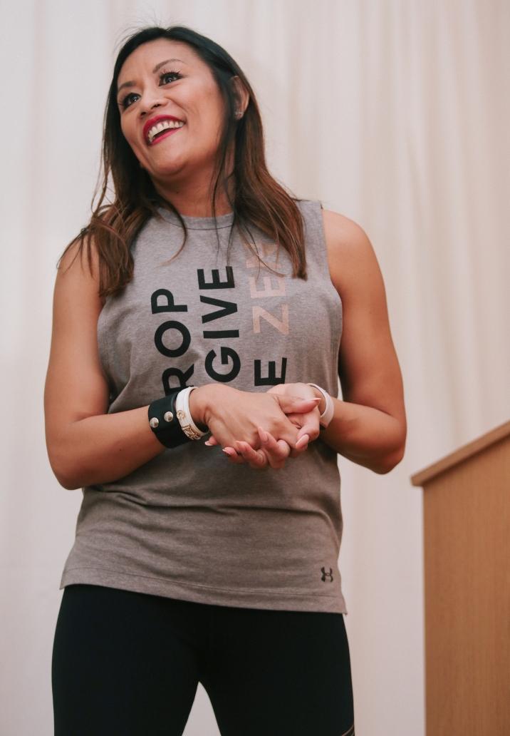 Tania Baron -- Positivity Retreat