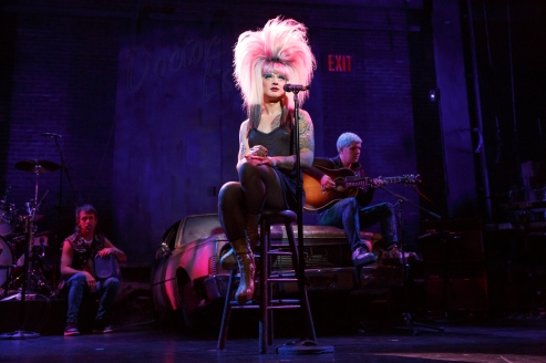 Hedwig and the Angry Inch Tour Euan Morton Hannah Corneau